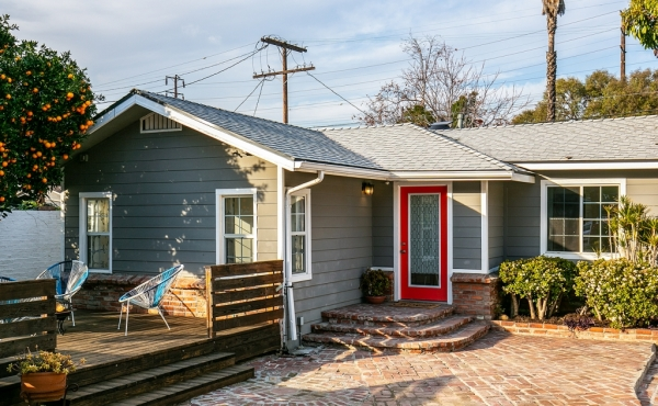 Sold! Updated Modern Bungalow in Eagle Rock