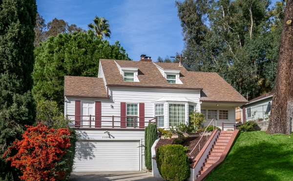 Eagle Rock Traditional with Tons of Potential!