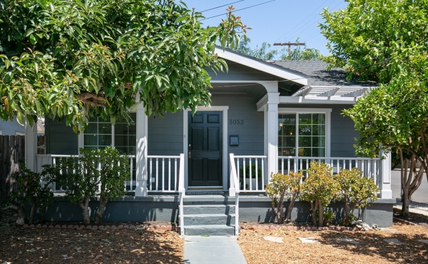 Sold! Sweet Remodeled Bungalow in the Heart of Eagle Rock!