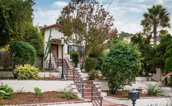 Sold! Modern Spanish Home in Eagle Rock!