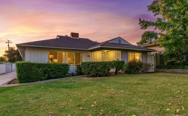 Sold! Midcentury Ranch in Beautiful Altadena!