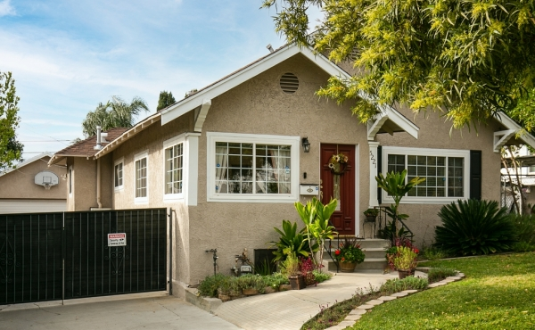 Sold! 1910 Bungalow in Prime Eagle Rock For Sale!
