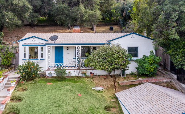 Sold! Traditional 1930s Home in Eagle Rock!