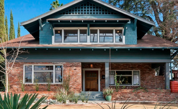 Sold! Spacious Updated Craftsman Bungalow in Pasadena