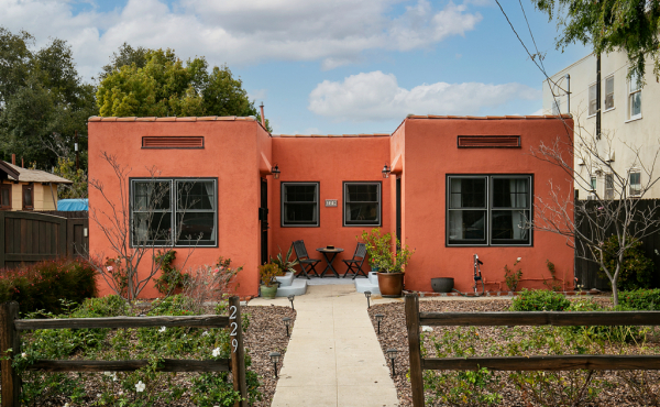 Sold! Spanish Oasis in Highland Park!