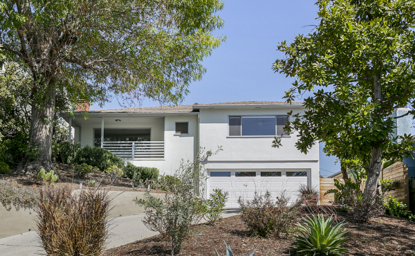 In Escrow! Eagle Rock Midcentury with Original Style + Modern Updates