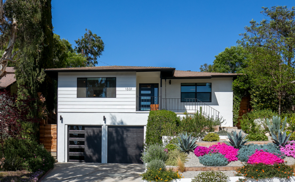 In Escrow! Reimagined Pool Home on Eagle Rock's Most Desirable Street!