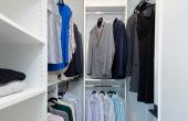Walk-in Closet in Primary Bedroom