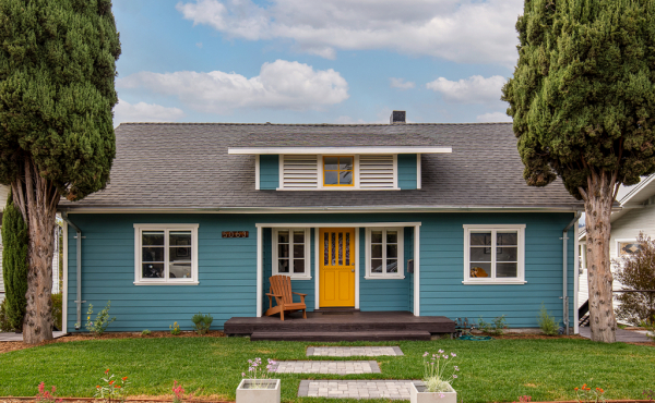Rented! Beautifully Updated Unit in Highland Park Craftsman Bungalow!