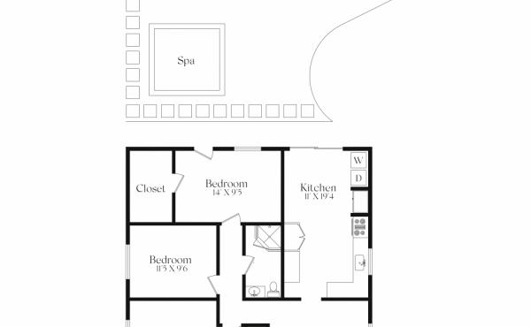 2747 Delor Floor Plan