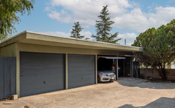 One Car Garage