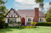 In Escrow!  Sweet Tudor in Peaceful Glenoaks Canyon For Sale!
