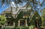 Sold! English Tudor in Glendale's Country Club