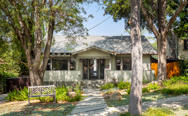 For Lease! Updated Craftsman Bungalow in Eagle Rock!