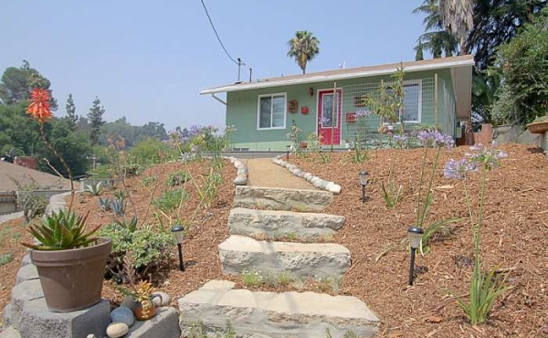 Freshly Updated Adorable Eagle Rock Cottage For Sale