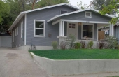 Highland Park Craftsman Bungalow with Guest House