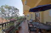 Spacious Contemporary Mediterranean Home with Views