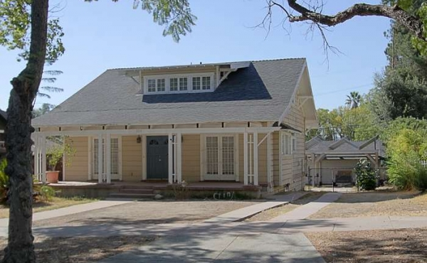 1922 Craftsman For Sale in Eagle Rock