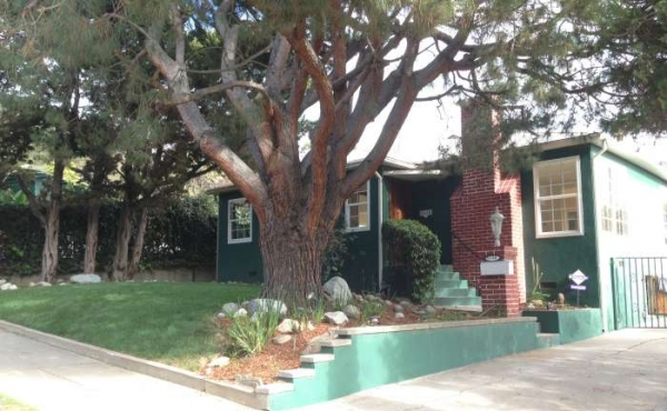 1950s Traditional Ranch Home Sold in Eagle Rock